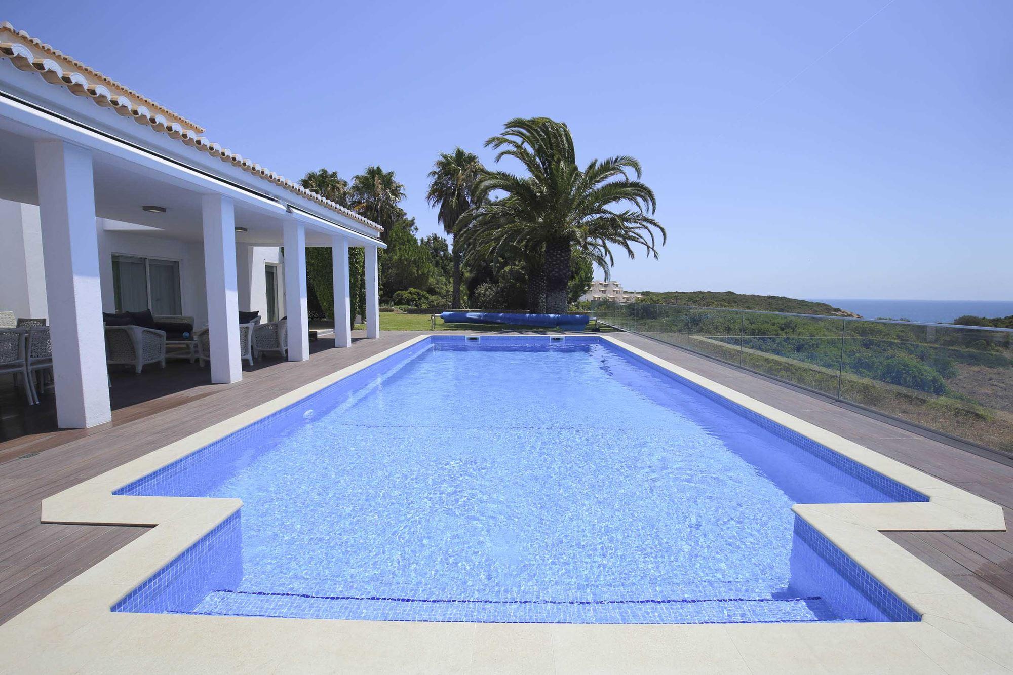 Villa Alice ocean view western Algarve-pool-Enneking Premium Rentals