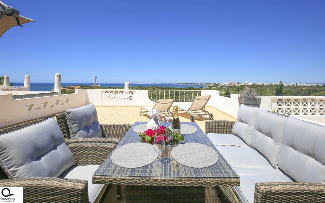 Vila Gaivotta T1 Sea view Algarve